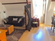 Appartement Tours • 35m² • 1 p.