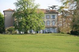 Château 33 pièces Cuq Toulza