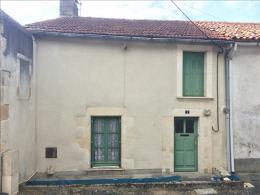 Achat Maison 4 pièces Chauvigny