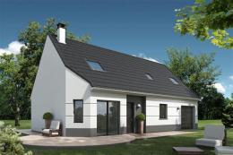 Achat Maison+Terrain 4 pièces Ecretteville les Baons