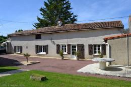 Achat Maison 3 pièces Villefagnan