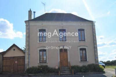 Vente maison Cosse le Vivien • <span class='offer-area-number'>112</span> m² environ • <span class='offer-rooms-number'>7</span> pièces