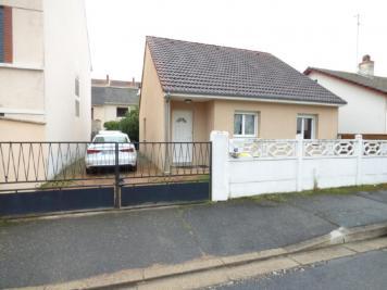 Vente maison Montlucon • <span class='offer-area-number'>70</span> m² environ • <span class='offer-rooms-number'>3</span> pièces