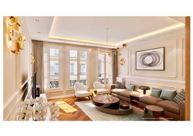 Achat appartement Paris 08 • <span class='offer-area-number'>146</span> m² environ • <span class='offer-rooms-number'>5</span> pièces