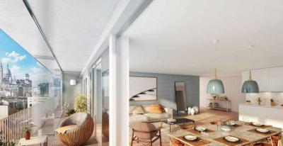 Achat appartement Paris 18 • <span class='offer-area-number'>88</span> m² environ • <span class='offer-rooms-number'>4</span> pièces