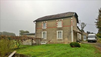 Vente maison Thiviers • <span class='offer-area-number'>170</span> m² environ • <span class='offer-rooms-number'>6</span> pièces