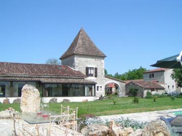 Vente maison Mauroux • <span class='offer-area-number'>280</span> m² environ • <span class='offer-rooms-number'>6</span> pièces