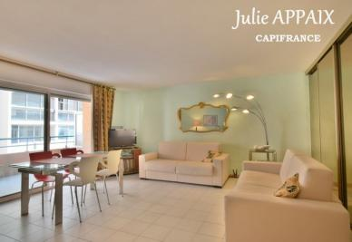 Vente appartement St Raphael • <span class='offer-area-number'>53</span> m² environ • <span class='offer-rooms-number'>2</span> pièces