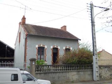 Vente maison Montlucon • <span class='offer-area-number'>50</span> m² environ • <span class='offer-rooms-number'>3</span> pièces