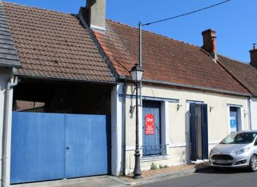 Achat maison Pierrefitte sur Sauldre • <span class='offer-area-number'>65</span> m² environ • <span class='offer-rooms-number'>3</span> pièces