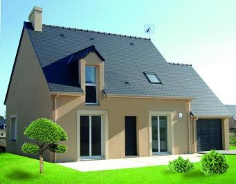 Vente maison+terrain La Chapelle des Marais • <span class='offer-area-number'>100</span> m² environ • <span class='offer-rooms-number'>6</span> pièces