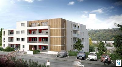 Vente appartement Notre Dame de Bondeville • <span class='offer-area-number'>61</span> m² environ • <span class='offer-rooms-number'>3</span> pièces
