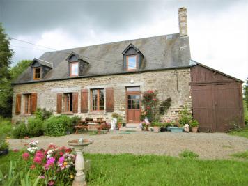 Vente maison Mortain • <span class='offer-area-number'>126</span> m² environ • <span class='offer-rooms-number'>4</span> pièces