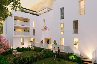 Vente appartement Castelnau le Lez • <span class='offer-area-number'>30</span> m² environ • <span class='offer-rooms-number'>1</span> pièce