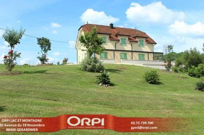 Vente maison Melincourt • <span class='offer-area-number'>208</span> m² environ • <span class='offer-rooms-number'>10</span> pièces
