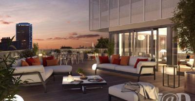Achat appartement Paris 14 • <span class='offer-area-number'>95</span> m² environ • <span class='offer-rooms-number'>4</span> pièces