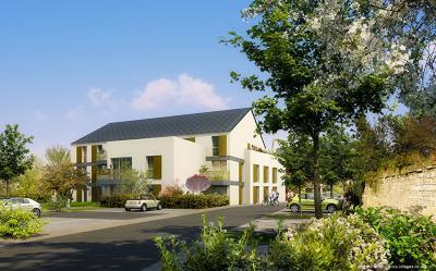 Appartement Ouistreham • <span class='offer-area-number'>41</span> m² environ • <span class='offer-rooms-number'>2</span> pièces