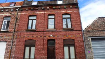 Vente maison Wattrelos • <span class='offer-area-number'>82</span> m² environ • <span class='offer-rooms-number'>3</span> pièces