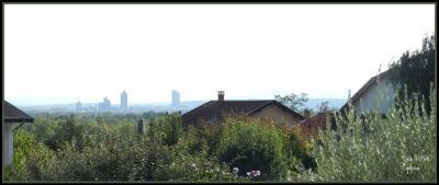 Vente terrain Rillieux la Pape • <span class='offer-area-number'>370</span> m² environ