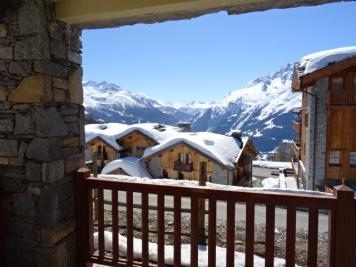 Vente appartement Les Arcs • <span class='offer-area-number'>52</span> m² environ • <span class='offer-rooms-number'>3</span> pièces