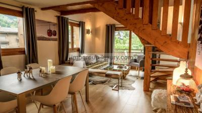 Achat appartement Megeve • <span class='offer-area-number'>53</span> m² environ • <span class='offer-rooms-number'>4</span> pièces