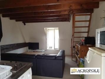 Vente appartement Sully sur Loire • <span class='offer-area-number'>33</span> m² environ • <span class='offer-rooms-number'>2</span> pièces