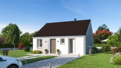 Vente maison+terrain Beaumont sur Oise • <span class='offer-area-number'>65</span> m² environ • <span class='offer-rooms-number'>3</span> pièces