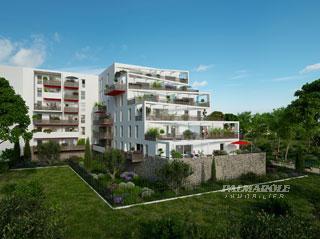 Appartement Perpignan • <span class='offer-area-number'>64</span> m² environ • <span class='offer-rooms-number'>3</span> pièces