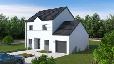 Achat maison+terrain Osny • <span class='offer-area-number'>103</span> m² environ • <span class='offer-rooms-number'>6</span> pièces
