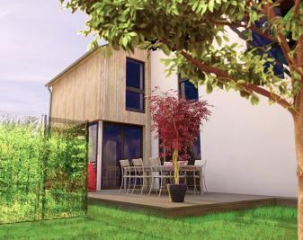 Vente maison Rennes • <span class='offer-area-number'>70</span> m² environ • <span class='offer-rooms-number'>4</span> pièces