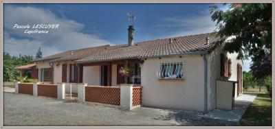 Vente maison Moissac • <span class='offer-area-number'>149</span> m² environ • <span class='offer-rooms-number'>5</span> pièces