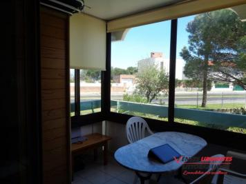 Achat appartement St Cyprien Plage • <span class='offer-area-number'>26</span> m² environ • <span class='offer-rooms-number'>2</span> pièces
