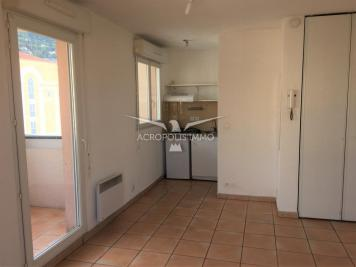 Appartement Nice • <span class='offer-area-number'>18</span> m² environ • <span class='offer-rooms-number'>1</span> pièce