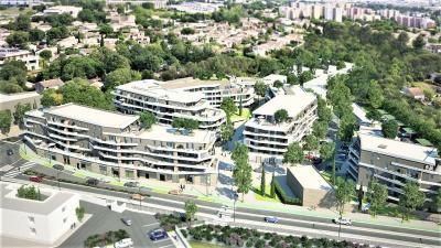 Commerce Castelnau le Lez • <span class='offer-area-number'>104</span> m² environ
