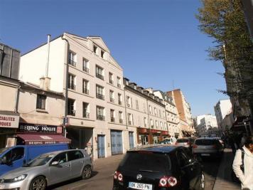 Parking Paris 20