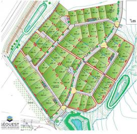 Terrain La Roche sur Yon • <span class='offer-area-number'>375</span> m² environ