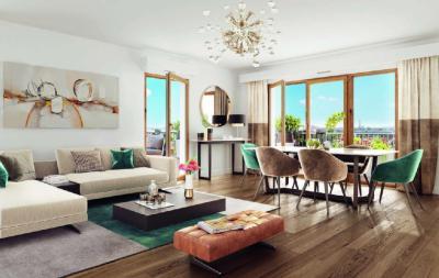 Vente appartement Rueil Malmaison • <span class='offer-area-number'>116</span> m² environ • <span class='offer-rooms-number'>5</span> pièces