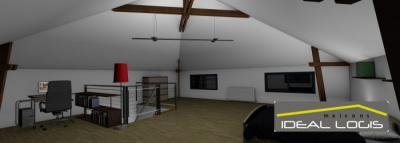 Vente maison Lavardin • <span class='offer-area-number'>148</span> m² environ • <span class='offer-rooms-number'>6</span> pièces