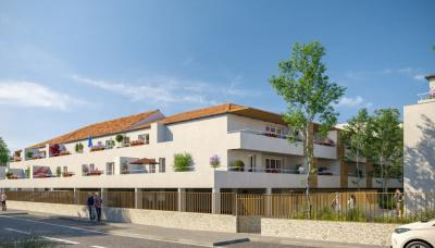 Vente appartement Vendargues • <span class='offer-area-number'>58</span> m² environ • <span class='offer-rooms-number'>3</span> pièces