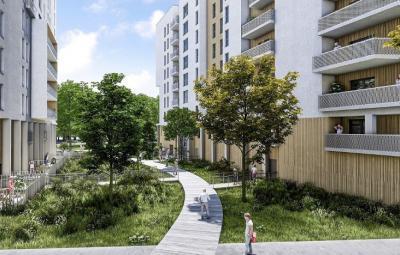Appartement Bordeaux • <span class='offer-area-number'>64</span> m² environ • <span class='offer-rooms-number'>3</span> pièces