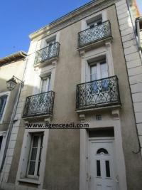 Vente maison St Maixent l Ecole • <span class='offer-area-number'>96</span> m² environ • <span class='offer-rooms-number'>5</span> pièces