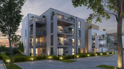 Appartement Blotzheim • <span class='offer-area-number'>46</span> m² environ • <span class='offer-rooms-number'>1</span> pièce