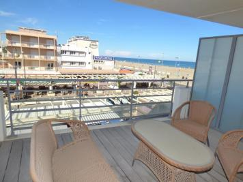 Appartement Narbonne Plage • <span class='offer-area-number'>82</span> m² environ • <span class='offer-rooms-number'>4</span> pièces