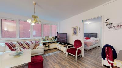 Vente appartement Mulhouse • <span class='offer-area-number'>109</span> m² environ • <span class='offer-rooms-number'>4</span> pièces