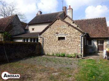 Vente maison Charenton du Cher • <span class='offer-area-number'>53</span> m² environ • <span class='offer-rooms-number'>3</span> pièces