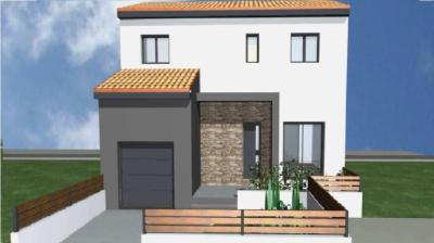 Achat maison+terrain St Nazaire • <span class='offer-area-number'>90</span> m² environ • <span class='offer-rooms-number'>4</span> pièces