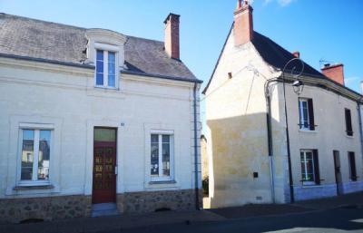 Vente maison Ruille sur Loir • <span class='offer-area-number'>120</span> m² environ • <span class='offer-rooms-number'>6</span> pièces