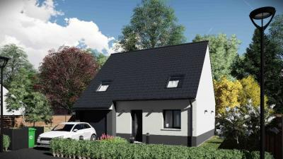 Achat maison+terrain Claville • <span class='offer-area-number'>85</span> m² environ • <span class='offer-rooms-number'>4</span> pièces