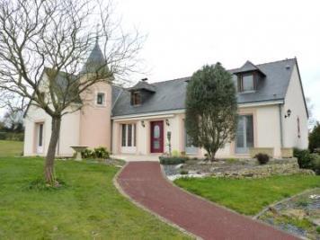 Vente maison Marigne • <span class='offer-area-number'>212</span> m² environ • <span class='offer-rooms-number'>8</span> pièces