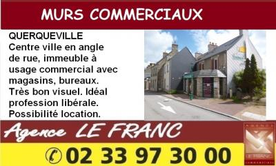 Vente commerce Querqueville • <span class='offer-area-number'>127</span> m² environ